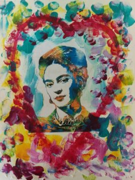 Frida 1 by August Blackman