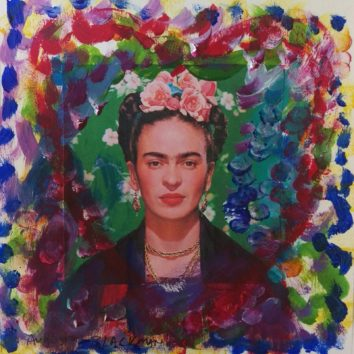Frida 8 by Auguste Blackman
