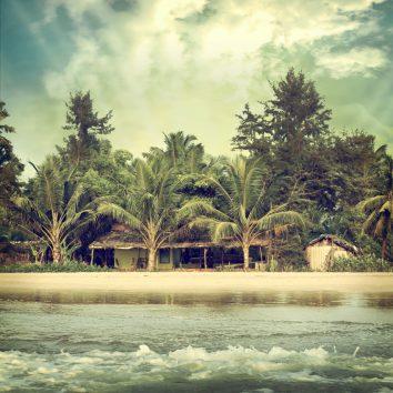 Paradise Found - Beach Shack