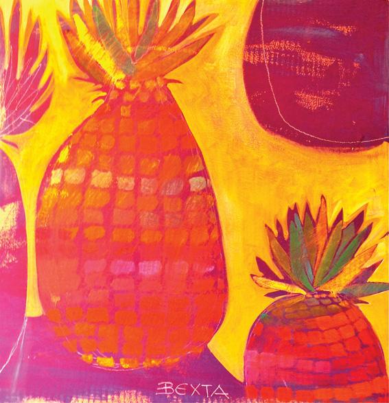Pineapples - Sista Bling