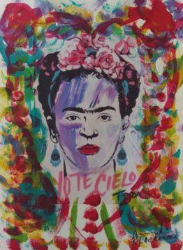 Frida 16 by Auguste Blackman