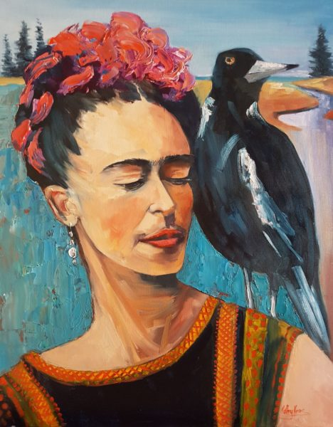 Frida comes to Kiama by Kathy Karas