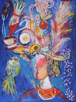 The Mad Hat by August Blackman