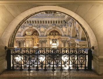 Balcon Palais Garnier